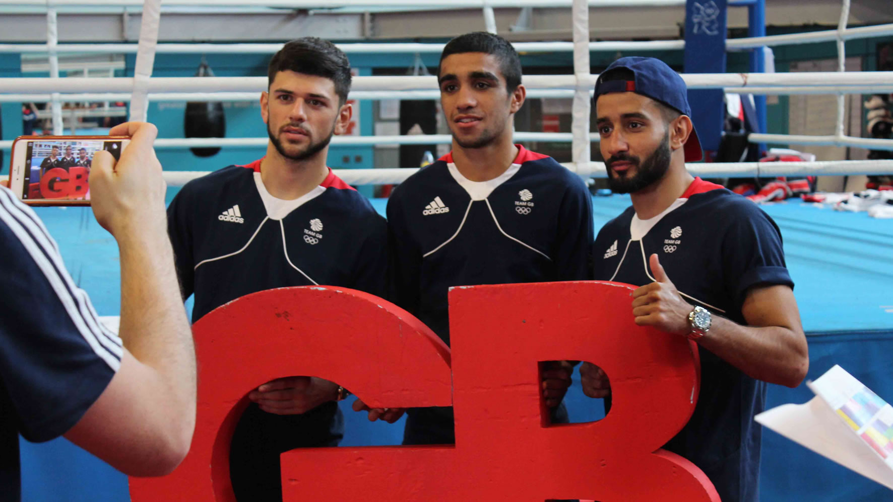 GB Boxing Squad | GB Boxing