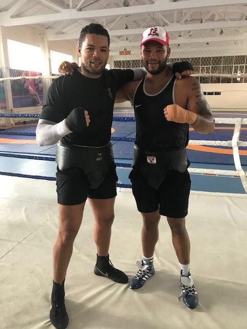GB Boxers take part in Kazakhstan International Training Camp   GB